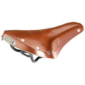 Brooks B17 S Standard Saddle Made Of Corn Leather Women honey